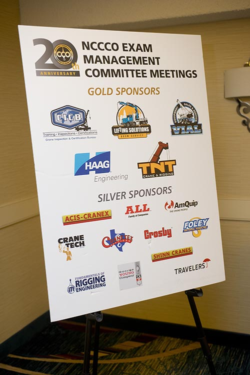 Nccco S 39th Biannual Commissioners Meeting Photo Gallery