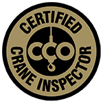how to become a certified crane inspector
