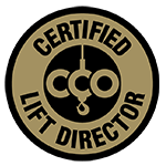 CCO Certified Lift Director-150x