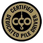 CCO Certified Pile Driver-150x