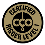 CCO Certified Rigger Level I-150x