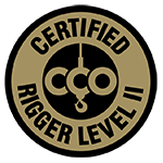 CCO Certified Rigger Level II-150x