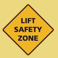 Lift Safety Zone