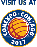 Visit Us at CONEXPO/CON-AGG 2017 in Las Vegas