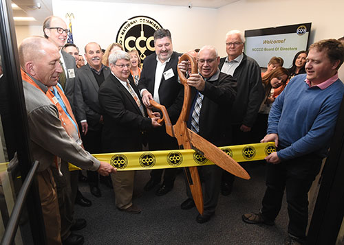 NCCCO Western Regional Office Ribbon Cutting