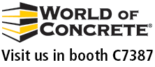 World of Concrete Logo C7387